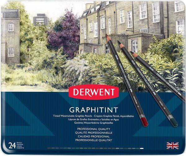 Derwent Graphitint 24...