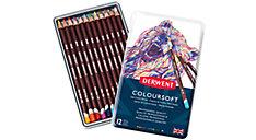 Coloursoft 12 Colour Pencils Tin (Item # 0701026)