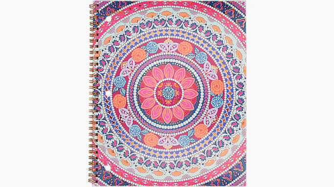 Mead PRETTY Please Notebook College Ruled
