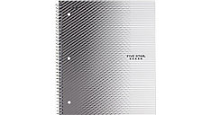 Graphics College Ruled Notebook 1 Subject (Item # 08096)