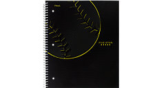 Sports Wirebound Notebook - 1 Subject CR (Item # 08665)