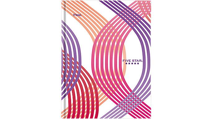 Five Star Style Hardbound Composition Notebook  (09274)