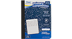 Primary Composition Book Grades K-2 (Item # 09902)