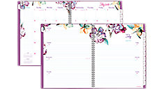 June Academic Weekly-Monthly Planner Large (Item # 1012-905A)