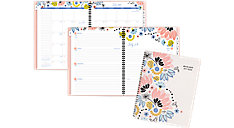 Claire Academic Weekly-Monthly Planner (Item # 1014-905A)