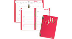 Aspire Academic Weekly-Monthly Planner (Item # 1022-200A)