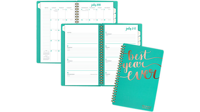 Cambridge Aspire Academic Weekly-Monthly Planner  (1022-200A)