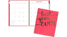 Aspire Monthly Planner (Item # 1022-900)