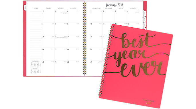 AT-A-GLANCE Aspire Monthly Planner  (1022-900)