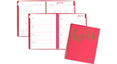 Aspire Academic Weekly-Monthly Large Planner (Item # 1022-905A)