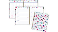 Happy Academic Customizable Weekly-Monthly Planner (Item # 1030-901A)
