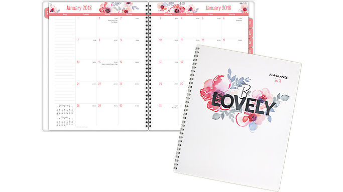 AT-A-GLANCE Kathy Davis Monthly Planner  (1035-900)