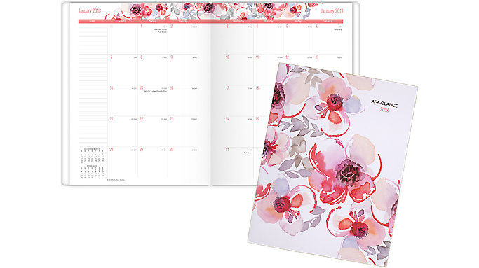 AT-A-GLANCE Kathy Davis Monthly Planner  (1035F-091)