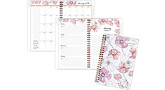 Blush Weekly-Monthly Planner (Item # 1041-200)