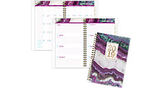 Agate Weekly-Monthly Planner (Item # 1053-200)