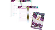 Agate Weekly-Monthly Planner (Item # 1053-300)