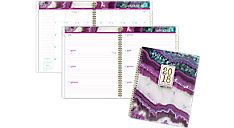 Agate Weekly-Monthly Planner (Item # 1053-905)