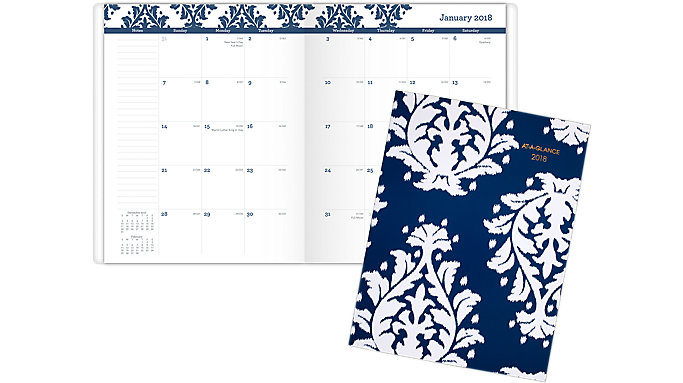 AT-A-GLANCE Keira Monthly Planner  (1065-091)