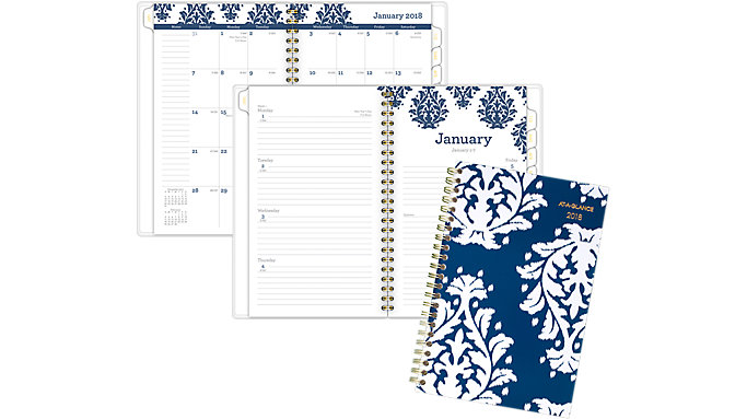 AT-A-GLANCE Keira Weekly-Monthly Planner  (1065-200)