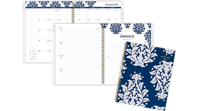 AT-A-GLANCE Keira Weekly-Monthly Planner  (1065-905)