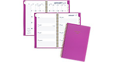 Color Bar Weekly-Monthly Planner (Item # 1078-200)