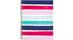 Carousel Stripe Weekly-Monthly Planner (Item # 1112S-905)