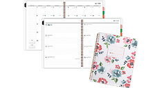 BADGE Academic Weekly-Monthly Planner (Item # 1124F-905A)