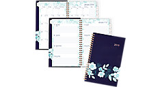 Midnight Magnolia Customizable Weekly-Monthly Planner (Item # 1131-201)