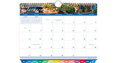 Garden Path Planning Wall Calendar (Item # 11357)