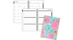 In Bloom Weekly-Monthly Medium Planner (Item # 1212-200A)