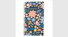 Caprice All Over Floral 2-Year Monthly Pocket Planner (Item # 1319-021)