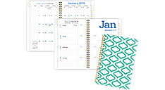 Geos Weekly-Monthly Planner (Item # 135T-200)