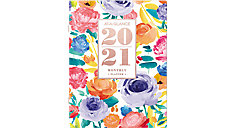BADGE Academic Monthly Planner (Item # 1408-091A)