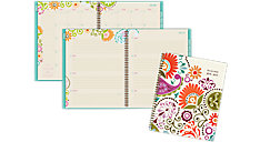 Garden Party Academic Weekly-Monthly Planner (Item # 150-905A)