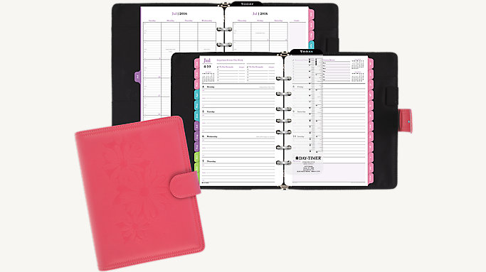 Mom Complete Planner Set Desk Size    DayTimer
