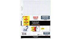 Reinforced Graph Filler Paper 100 Sheets (Item # 17012)