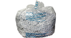 13-19 Gallon Plastic Shredder Bags (Item # 1765010)