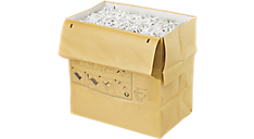 19 Gallon Recyclable Paper Shredder Bags