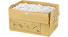 7 Gallon Recyclable Paper Shredder Bags (Item # 1765026)