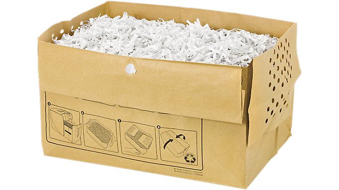 Swingline 7 Gallon Recyclable Paper Shredder Bags  (1765026)