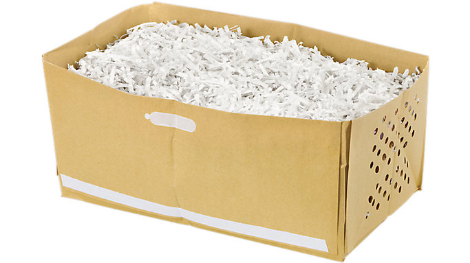 Swingline 4 Gallon Recyclable Paper Shredder Bags  (1765027)
