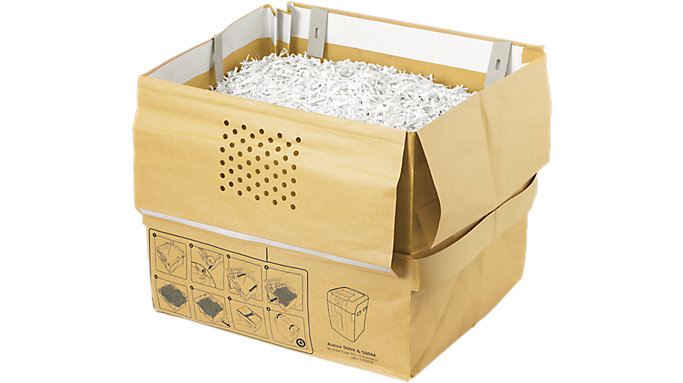Swingline 21 Gallon Recyclable Paper Shredder Bags  (1765030)