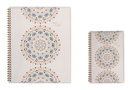 AT-A-GLANCE Bohemian Pattern Planner