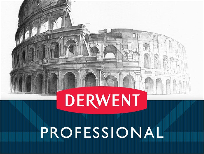 Click here to browse Derwent Professional Artists products