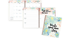 B-Positive Weekly-Monthly Planner (Item # 187-905)