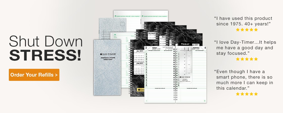 day planners personal planners calendars day timer