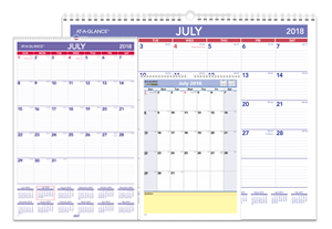 daily planners monthly calendars address books at a glance