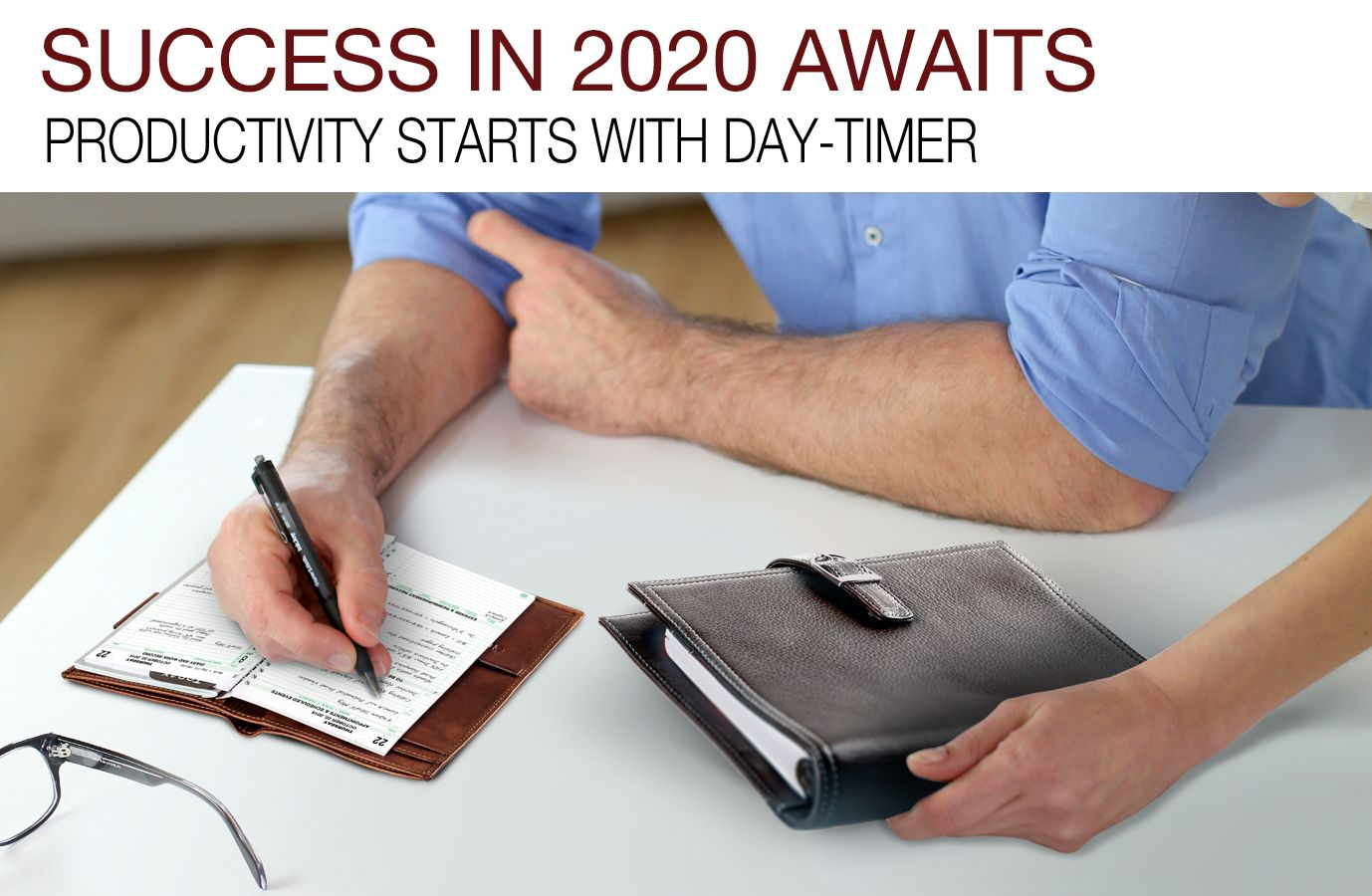 Success in 2019 Awaits productivity starts with Day-timer