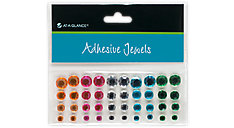 Adhesive Jewels-Rhinestone Gems (Item # 214-01)