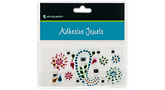 Adhesive Jewels-Floral Paisley Pattern (Item # 214-02)